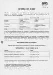 information-sheet